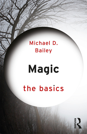 Magic: The Basics book cover