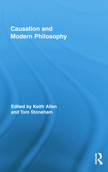 Causation and Modern Philosophy book cover