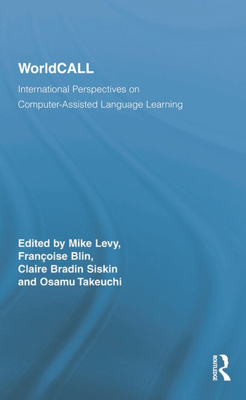 WorldCALL International Perspectives on Computer-Assisted Language Learning book cover