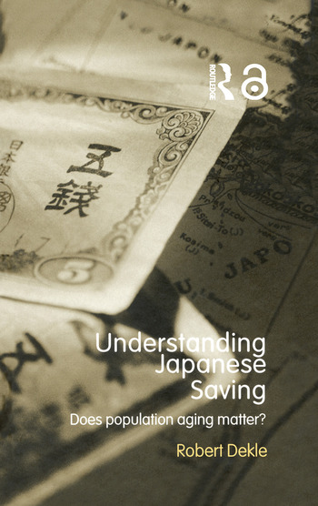 Understanding Japanese Savings Does Population Aging Matter? book cover