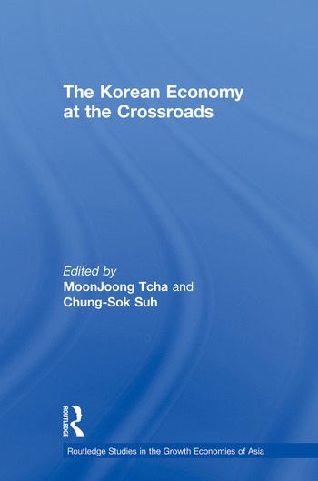 The Korean Economy at the Crossroads Triumphs, Difficulties and Triumphs Again book cover