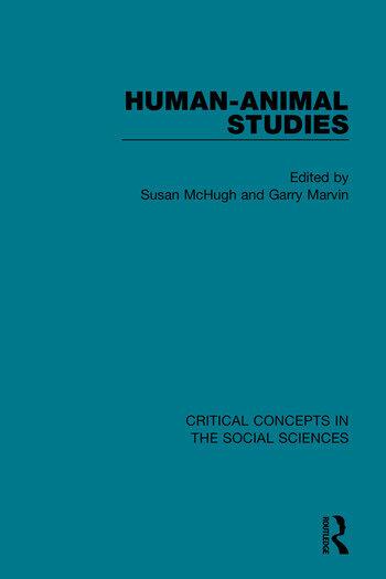 Human-Animal Studies book cover