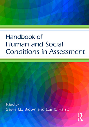 Handbook of Human and Social Conditions in Assessment book cover