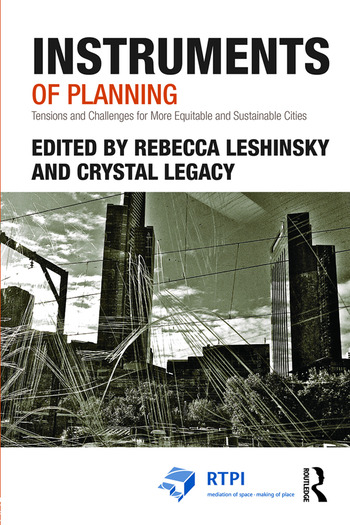 Instruments of Planning Tensions and challenges for more equitable and sustainable cities book cover