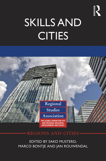 Skills and Cities book cover