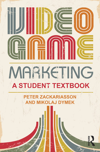 Video Game Marketing A student textbook book cover