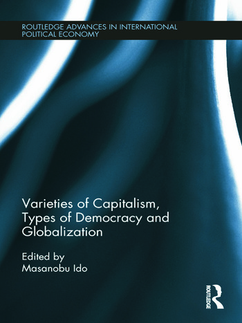 Varieties of Capitalism, Types of Democracy and Globalization book cover