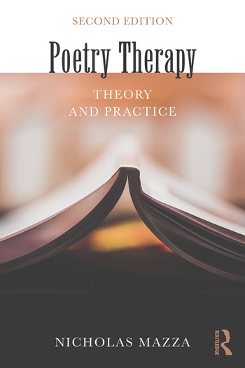 Poetry Therapy Theory and Practice book cover
