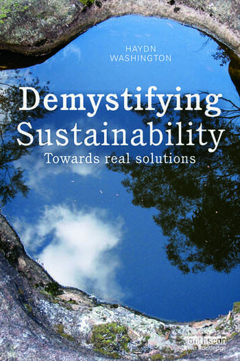 Demystifying Sustainability Towards Real Solutions book cover