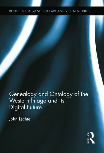 Genealogy and Ontology of the Western Image and its Digital Future book cover