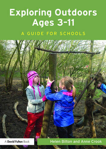 Exploring Outdoors Ages 3-11 A guide for schools book cover