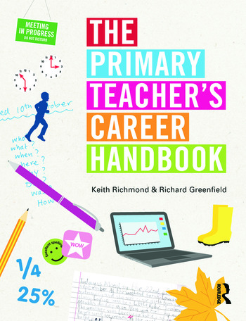 The Primary Teacher's Career Handbook book cover