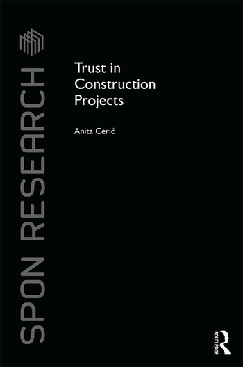 Trust in Construction Projects book cover