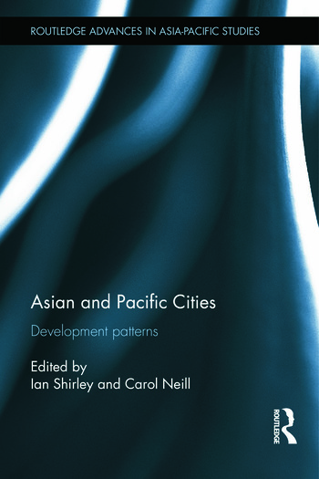 Asian and Pacific Cities Development Patterns book cover