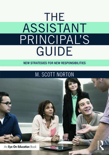 The Assistant Principal's Guide New Strategies for New Responsibilities book cover