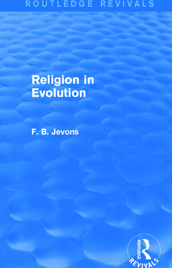 Religion in Evolution (Routledge Revivals) book cover