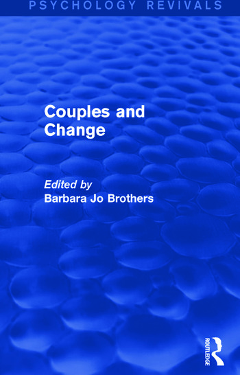 Couples and Change book cover