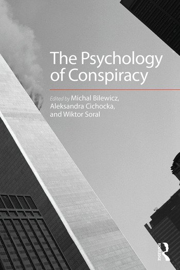 The Psychology of Conspiracy book cover