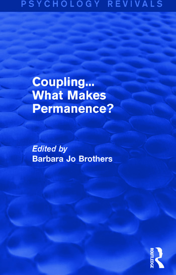 Coupling... What Makes Permanence? book cover