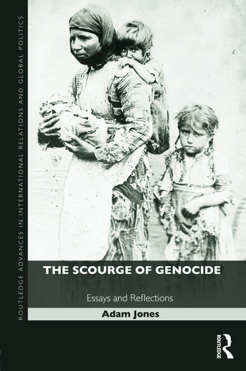 The Scourge of Genocide Essays and Reflections book cover