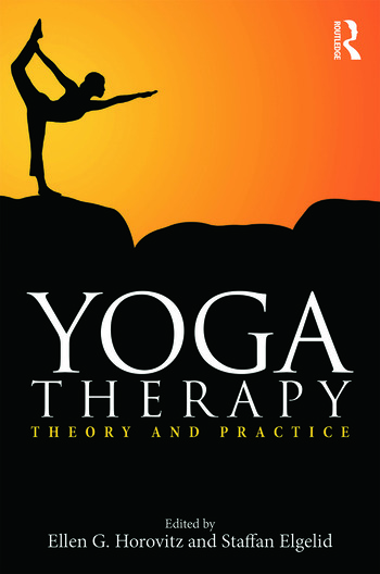 Yoga Therapy Theory and Practice book cover
