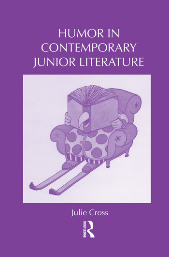 Humor in Contemporary Junior Literature book cover