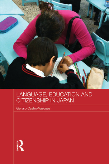 Language, Education and Citizenship in Japan book cover