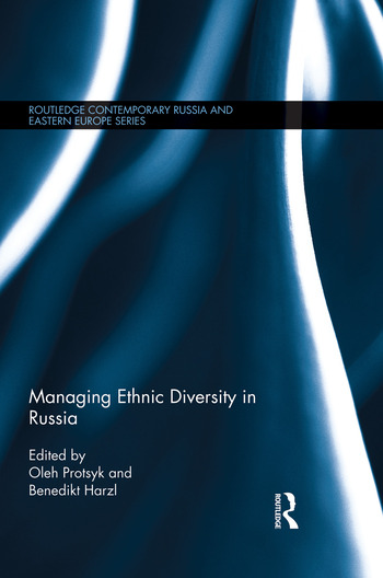 Managing Ethnic Diversity in Russia book cover