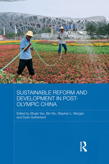 Sustainable Reform and Development in Post-Olympic China book cover