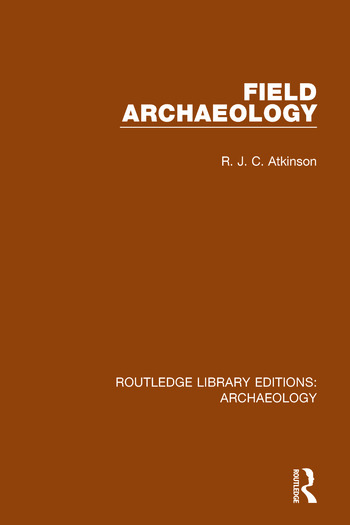 Field Archaeology book cover
