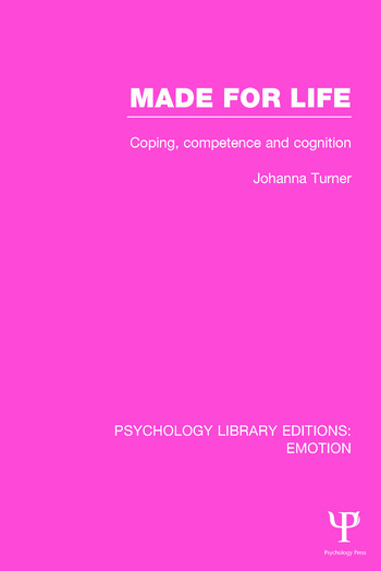 Made for Life Coping, Competence and Cognition book cover