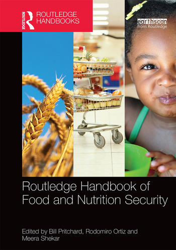 Routledge handbook of food and nutrition security hardback routledge fandeluxe Images