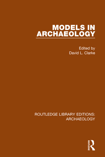 Models in Archaeology book cover