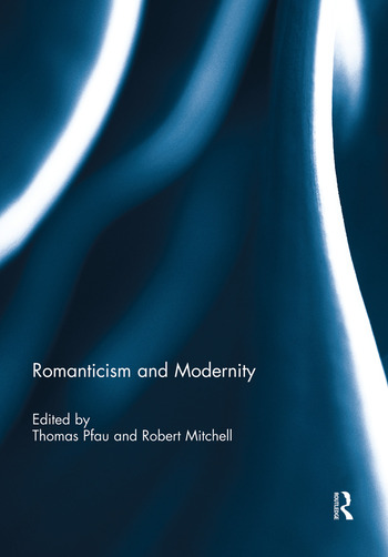 Romanticism and Modernity book cover
