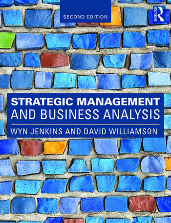 Strategic Management and Business Analysis book cover