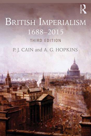 British Imperialism 1688-2015 book cover
