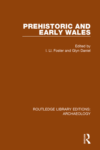 Prehistoric and Early Wales book cover