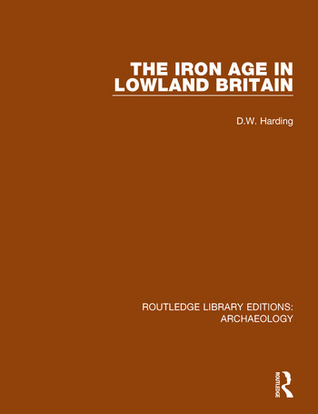 The Iron Age in Lowland Britain book cover