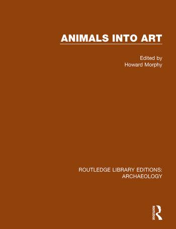 Animals into Art book cover
