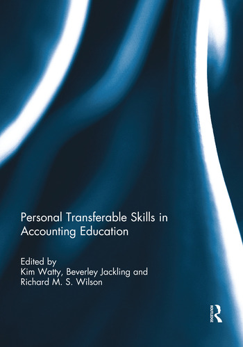 Personal Transferable Skills in Accounting Education RPD book cover