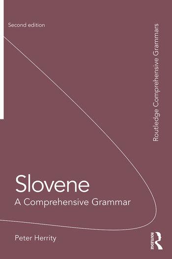 Slovene A Comprehensive Grammar book cover