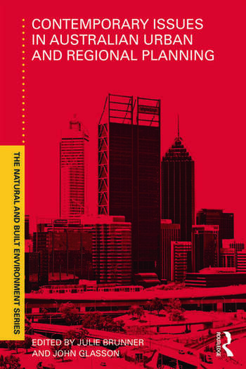 Contemporary Issues in Australian Urban and Regional Planning book cover