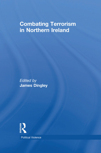 Combating Terrorism in Northern Ireland book cover