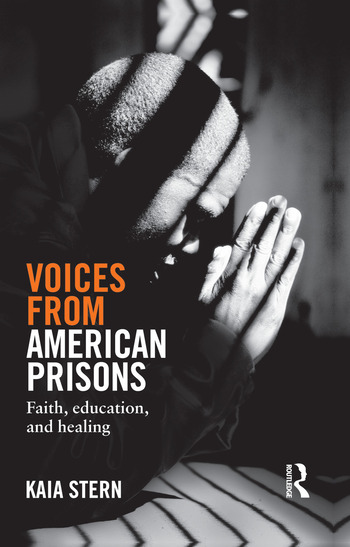 Voices from American Prisons Faith, Education and Healing book cover
