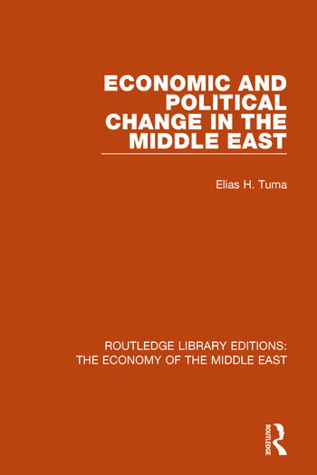 Economic and Political Change in the Middle East book cover