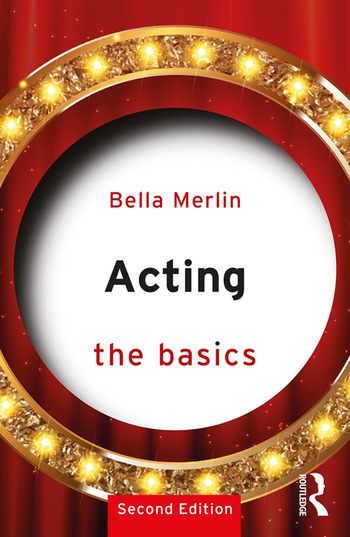 Acting: The Basics book cover