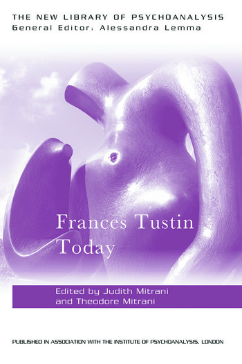 Frances Tustin Today book cover