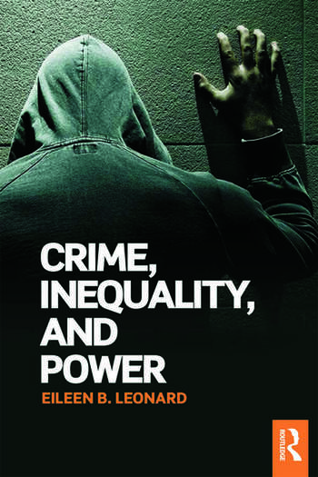 Crime, Inequality and Power book cover