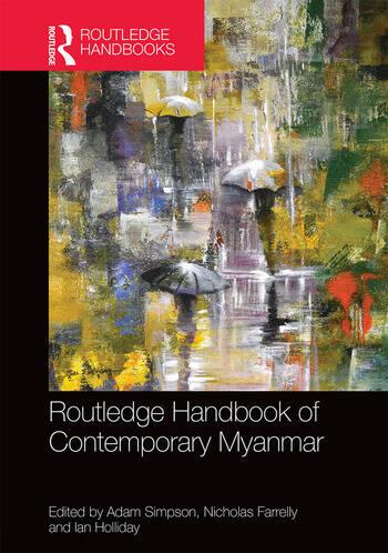 Routledge Handbook of Contemporary Myanmar book cover