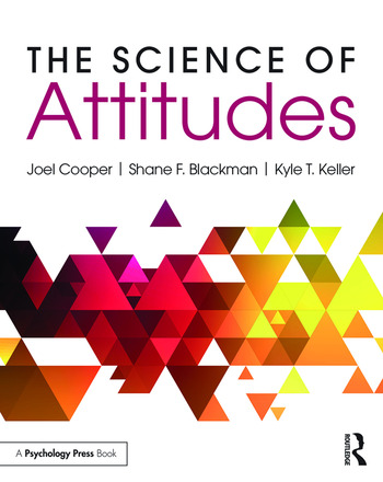 The Science of Attitudes book cover